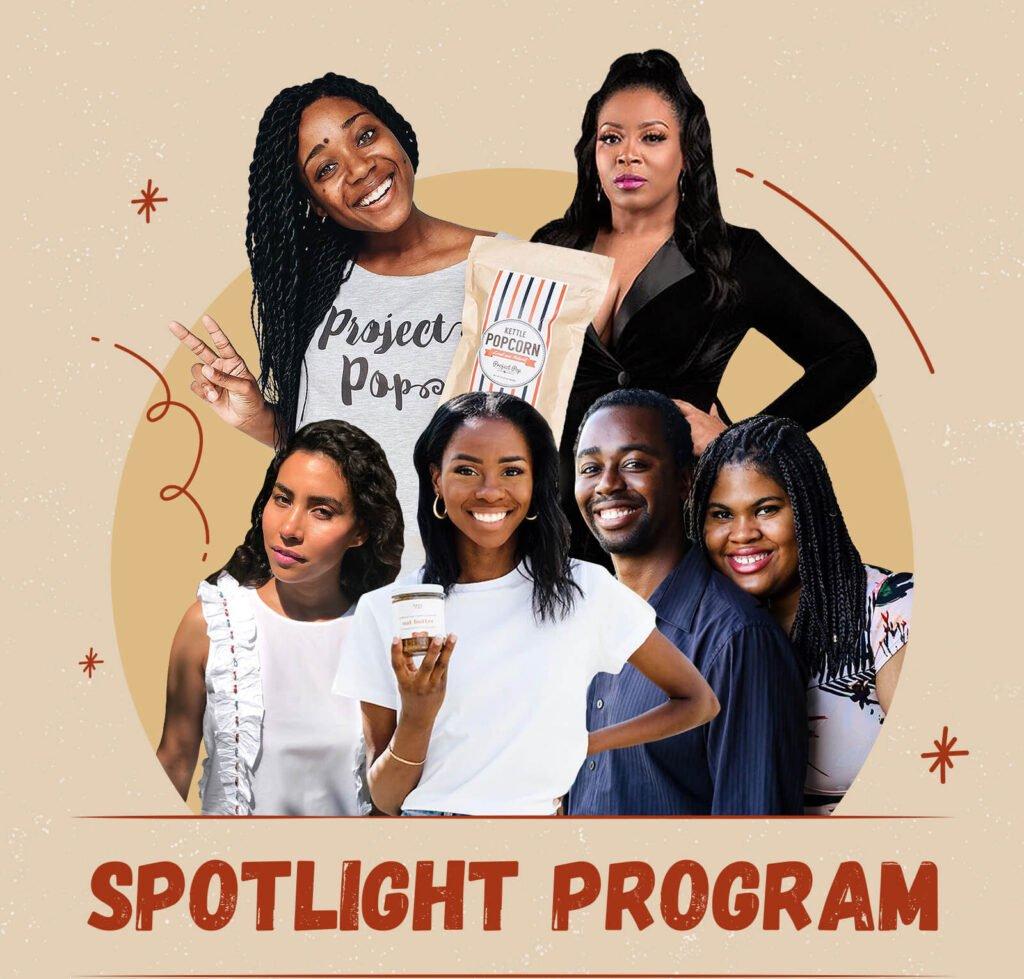Spotlight Program Cohort 1 Brand Founders