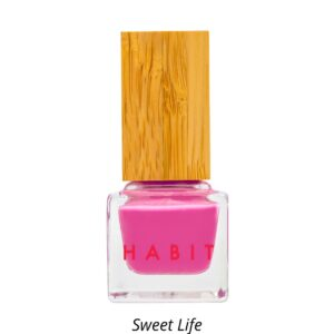Habit Nail Polish's Sweet Life color as featured on the Spotlight program