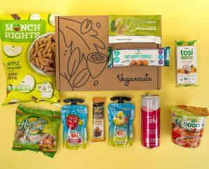 vegan snacks and plant based alternatives