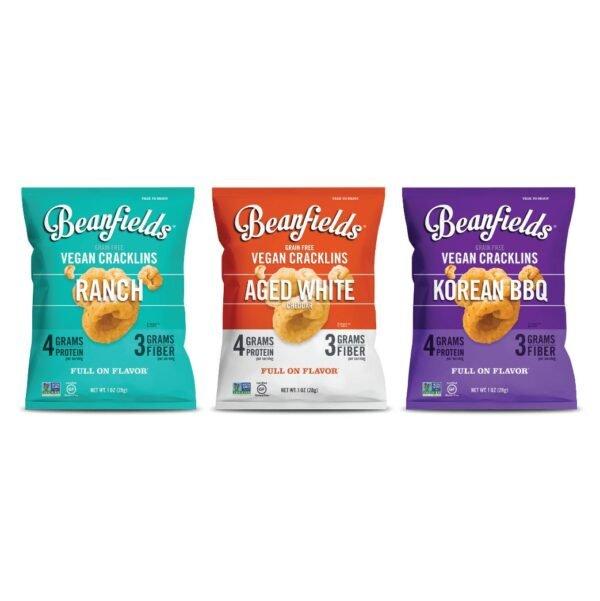 Beanfields Vegan Cracklins 1oz bags