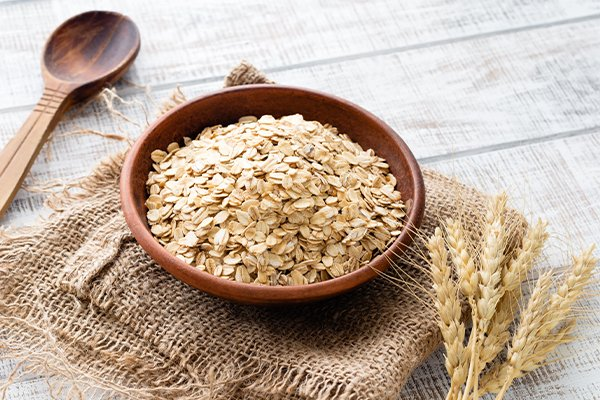 Oats are surprisingly wonderful for the skin