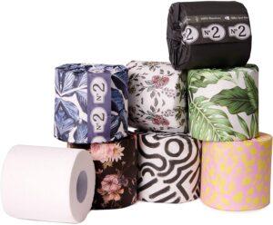 bamboo toilet paper eco-friendly gift idea
