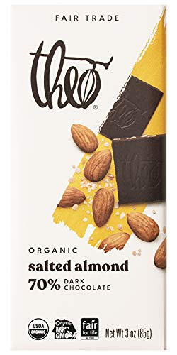 fair trade vegan dark chocolate