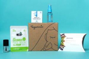 Vegancuts January beauty box