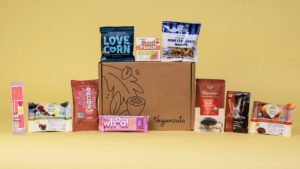 vegan box subscription treats