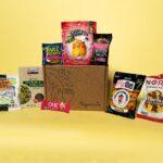 Vegancuts Snack Box January 2021 Full Box