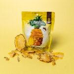 Vegancuts Snack Box January 2021 Natural Sins Pineapple