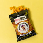 Vegancuts Snack Box January 2021 Outstanding Foods_Pigless Pork Rinds