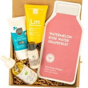 cruelty free beauty box gift