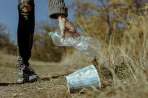 join a cleanup on earth day
