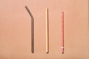 the different kinds of reusable straws