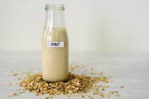 oat milk plant based alternative