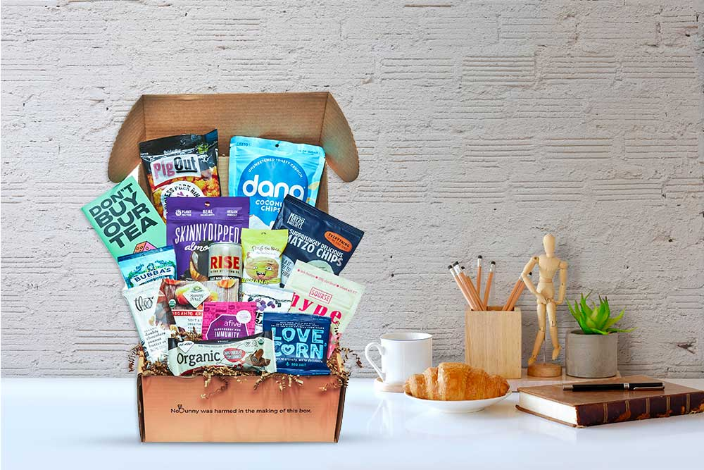 corporate snack box gift