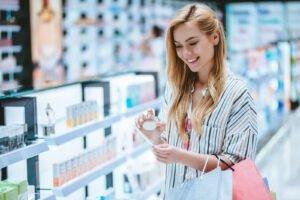 vegan perfume shopping