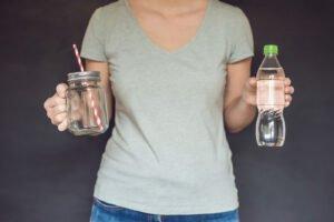 choose reusable over plastic
