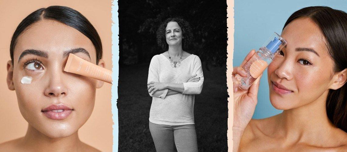 women owned vegan beauty