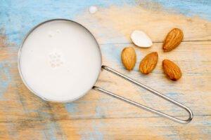 is almond milk healthy