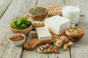vegan protein on keto diet