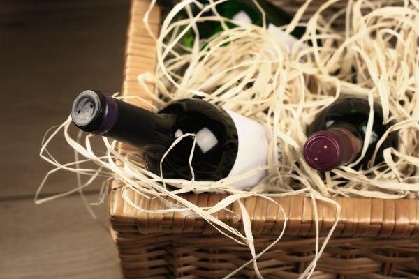 gift baskets for vegan wine lovers