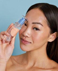 female led skincare range