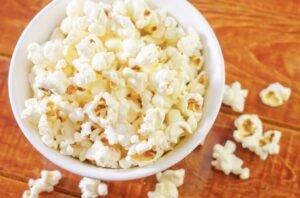 popcorn simple easy snack