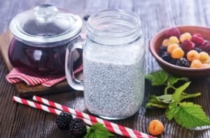 chia pudding easy snack