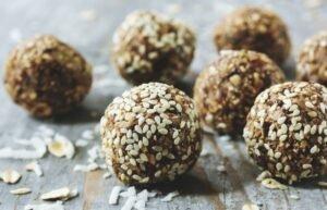 plant based energy balls