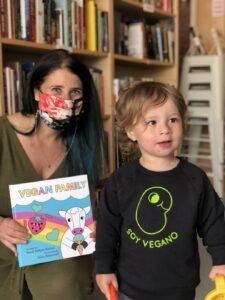 tips for raising vegan kids