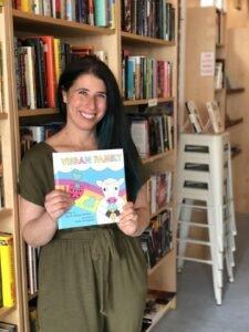 randi seltzer bonica vegan family author