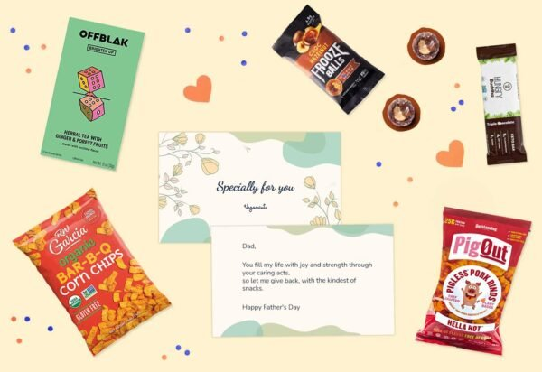 Snack Favorites Oversized Box