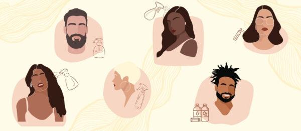 vegan hair care and shampoo