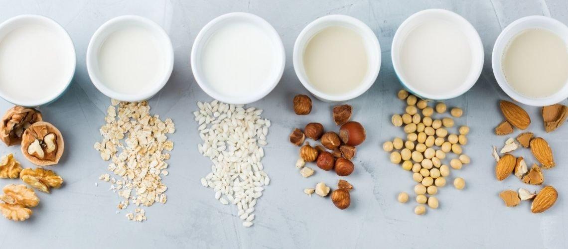 vegan milk benefits
