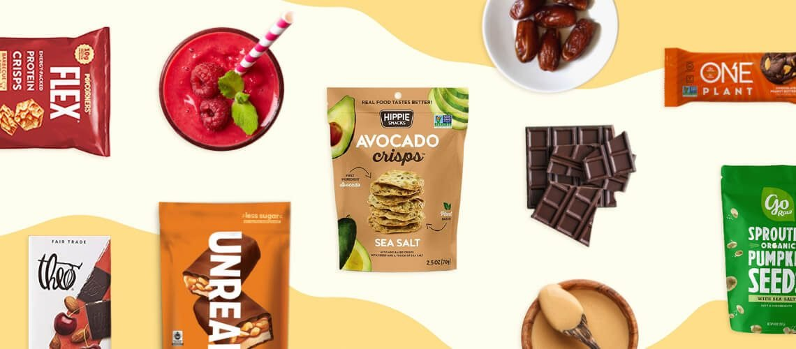what are the best vegan snacks