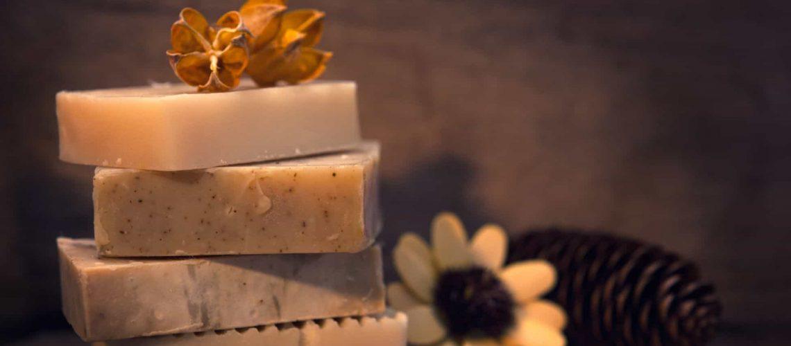 Hand made vegan soap