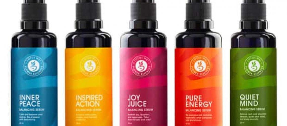 Lotus Wei Essential Oils