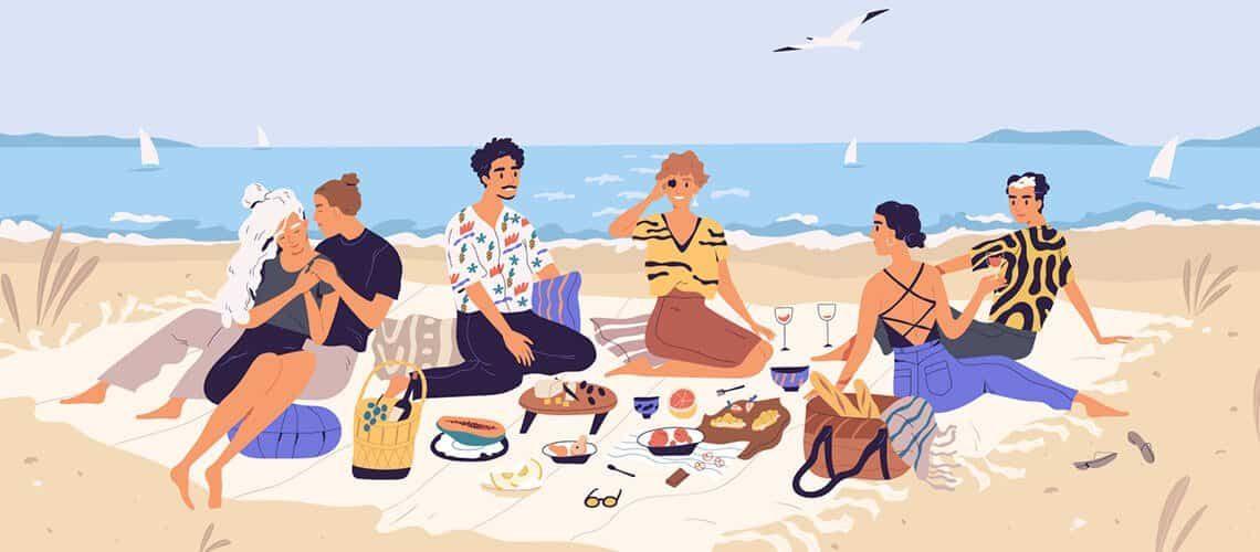 best vegan picnic ideas