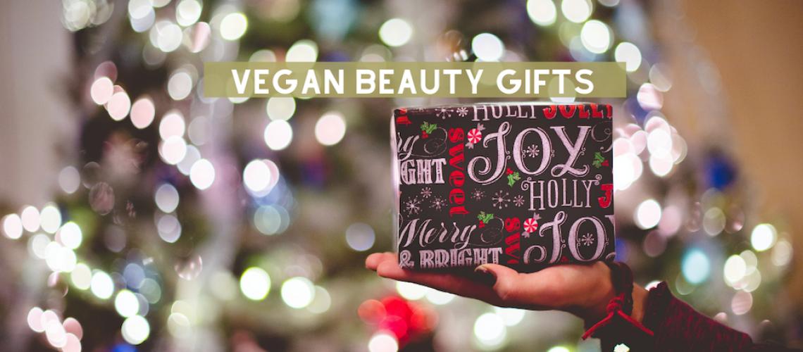 vegan beauty gifts